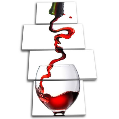 Wine Glass Pouring Food Kitchen - 13-0737(00B)-MP04-PO